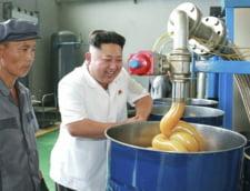 Dictatorul din Coreea de Nord, intr-o ipostaza surprinzatoare