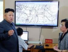 Dictatorul din Coreea de Nord mustruluieste meteorologii