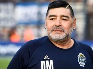 """Diego Maradona a fost """"abandonat in voia sortii"""". Raportul expertilor a fost trimis justitiei"""