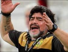 "Diego Maradona a scapat de ""cosmarul fiscal"" italian"