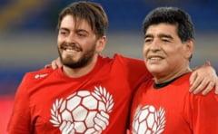 Diego Maradona junior a primit cetatenie argentiniana. Declaratii emotionante ale fiului fostului mare fotbalist