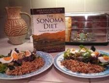 Dieta Sonoma - calorii putine, valoare nutritionala mare