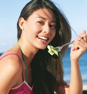 Dieta cu ecran solar