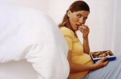Dieta deficitara in timpul sarcinii predispune generatiile urmatoare la diabet
