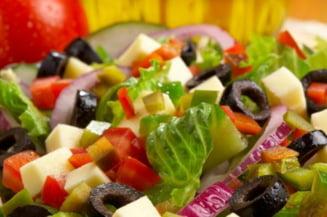Dieta mediteraneana scade riscul de cancer de san