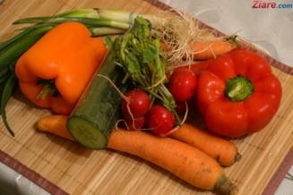 Dieta vegetariana, mai periculoasa pentru mediu decat consumul de carne
