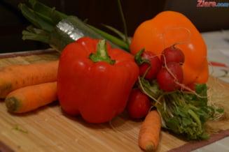 Dieta vegetariana creste riscul de cancer si alte boli