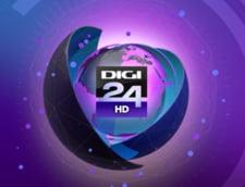 Digi24 isi pierde unul dintre cei mai importanti prezentatori