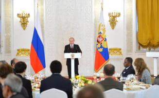 Dilema lui Putin: Si daca in avion a fost o bomba?
