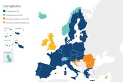 Din 2021, cetatenii SUA vor avea nevoie de vize pentru a calatori in spatiul Schengen