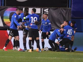 Din campioana Romaniei, ajunsa la retrogradare. Echipa lui Hagi, aproape de Liga 2 dupa 4 infrangeri fara gol marcat