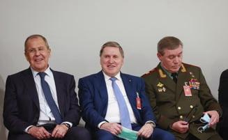 Din culisele intalnirii Biden - Putin. Misterul participarii generalului Gherasimov, in delegatia Kremlinului