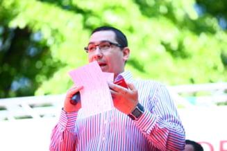 """Din notitele lui Ponta: """"Batalia abea incepe"""""""