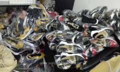 Din nou, marfuri contrafacute, confiscate la vama