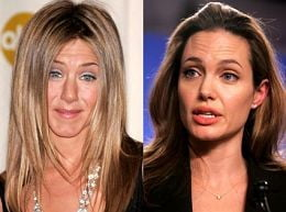 Din nou, razboi intre Angelina Jolie si Jennifer Aniston