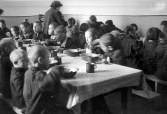 Din vremea foametei (1946-1947): Caminul de copii orfani si saraci din Husi