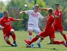 Dinamo - FC Viitorul va fi finala de la juniori Under 19. Castigatoarea va merge in Liga Campionilor