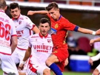 Dinamo - FCSB, cap de afis in optimile Cupei Romaniei. S-a stabilit arbitrul derby-ului. Programul complet
