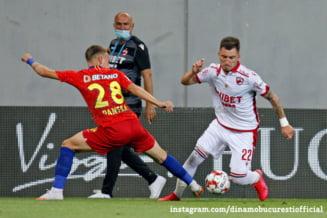 Dinamo - Iasi 1-1, dinamovistii sunt aproape de retrogradare
