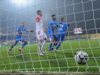 Dinamo, demolată la Craiova! Cât s-a terminat meciul
