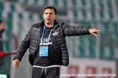 """Dinamo, in colaps. Cosmin Contra: """"Sper sa spalam rusinea cu Astra. Este un meci pentru evitarea retrogradarii"""""""