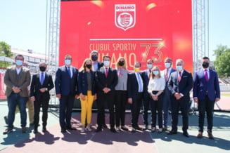Dinamo, la 73 de ani de existenta. Cum s-a infiintat clubul din Stefan cel Mare