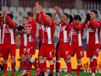 Dinamo, la a cincea infrangere consecutiva. Cum s-a terminat meciul cu Astra din semifinala Cupei Romaniei