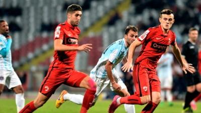 Dinamo, lovita de un scandal intern inaintea derbiului cu Steaua