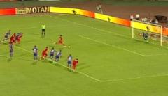 Dinamo, victorie controversata in fata Timisoarei
