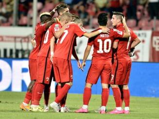 Dinamo, victorie in Cupa Romaniei dupa o revenire de senzatie