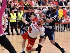 Dinamo Bucuresti, victorie uriasa in Rusia, in grupa de Champions League la handbal masculin