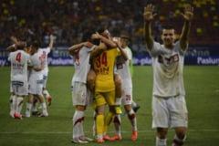 Dinamo a batut CFR Cluj la penaltiuri si a castigat Supercupa Romaniei