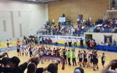 Dinamo a castigat Supercupa Romaniei la handbal masculin