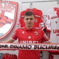 Dinamo a facut primul transfer din aceasta iarna