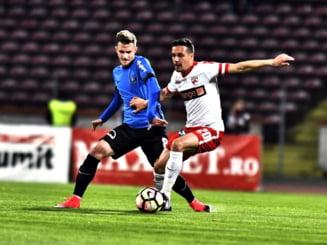 Dinamo a invins Viitorul lui Hagi, in Liga 1