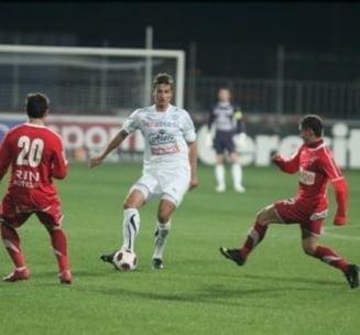 Dinamo a invins rezervele Bistritei in Cupa Romaniei