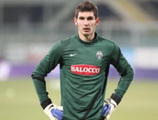 Dinamo a negociat imprumutul unui portar de la Juventus Torino