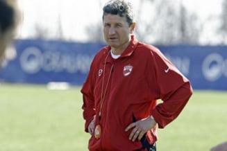 Dinamo a ramas fara antrenor, Gigi Multescu a demisionat