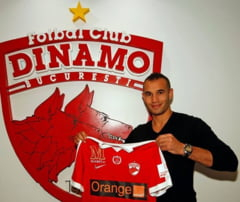 Dinamo a transferat un fost atacant al Stelei - oficial