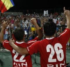 Dinamo a trecut de Victoria Branesti si e in Europa League