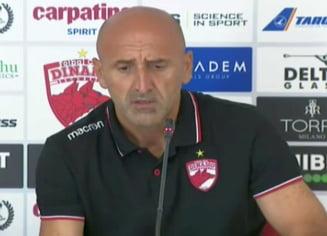 Dinamo are un nou antrenor: Iata cine se ocupa de echipa in locul lui Neagoe