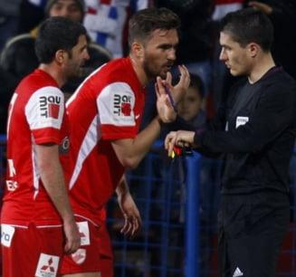 Dinamo castiga cu scandal la Cluj