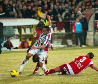 Dinamo castiga la Galati