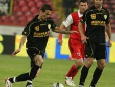 Dinamo castiga pragmatic la Brasov