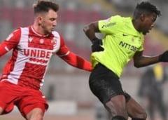 Dinamo cu ocaziile, CFR Cluj cu golurile. A treia victorie la rand a campioanei cu Edi Iordanescu pe banca