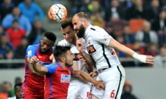 Dinamo elimina Steaua si merge in finala Cupei Romaniei