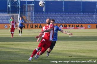 """Dinamo este aproape de salvarea de la retrogradare. """"Cainii rosii"""", la a patra victorie consecutiva"""