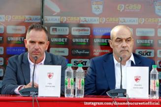 Dinamo incaseaza bani din taxele juniorilor, dar antrenorii sunt neplatiti de 4 luni. Dezvaluiri incredibile