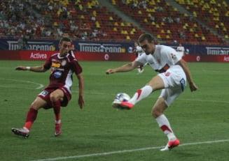 Dinamo invinge CFR-ul la Cluj