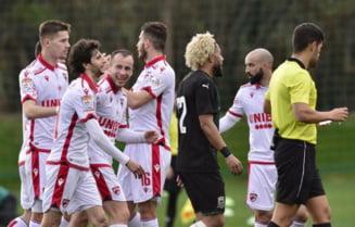 Dinamo pierde pe banda rulanta